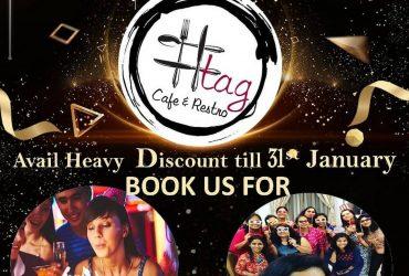Hashtag Cafe Jhansi