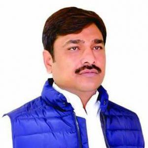 Rajeev Singh jhansi MLA