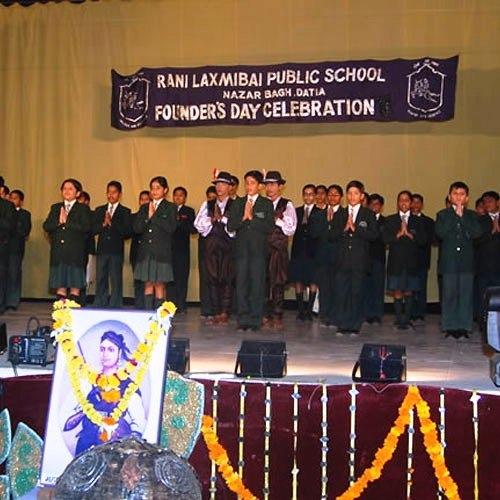 Rani Laxmi Bai Group Of Public School